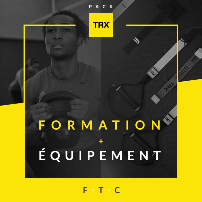 TRX Wonder Pack FTC - FUNCTIONAL TRAINING COURSE
